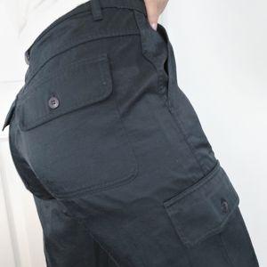 Vintage   navy utility cargo pants